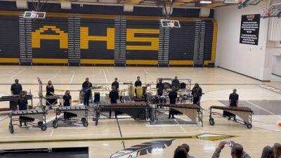 "Arapahoe High School Percussion Ensemble Presents ""Protean"""