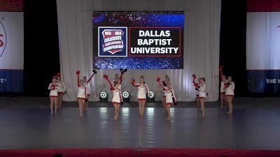 Dallas Baptist University Patriettes [2021 Pom Open Finals] 2021 NCA & NDA Collegiate Cheer & Dance Championship
