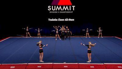 Tualatin Cheer All-Stars [2021 L4.2 Senior Coed - Small Finals] 2021 The D2 Summit