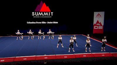 Columbus Power Elite - Junior Mints [2021 L1 Junior - Small Semis] 2021 The D2 Summit