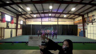 Arizona Element Elite - Lady Lithium [L3 Senior - Small - A] 2021 NCA All-Star Virtual National Championship