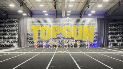 Top Gun Allstars - Pink Assassins [L3 Senior - Small - A] 2021 NCA All-Star Virtual National Championship