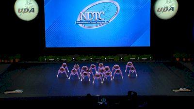 Studio L Dance Co. [2021 Junior - Hip Hop Finals] 2021 UDA National Dance Team Championship