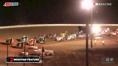 Highlights   358 Modifieds at Big Diamond Speedway