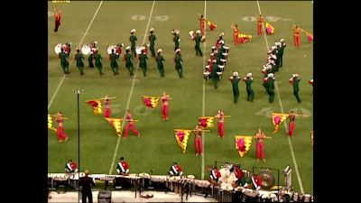 "Clip: 2004 Santa Clara Vanguard ""Attraction: The Music of Scheherazade"""