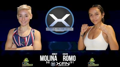 120 Boxing: Ashley Molina vs Evelyn Romo