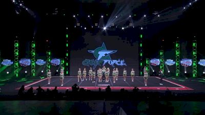 CheerForce Blackout [2020 L6 International Open Small Coed Day 2] 2020 NCA All-Star Nationals