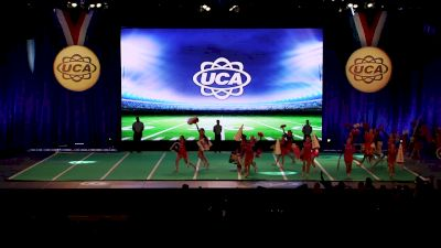 Oak Ridge High School (TX) [2020 Super Game Day Division I Finals] 2020 UCA National High School Cheerleading Championship