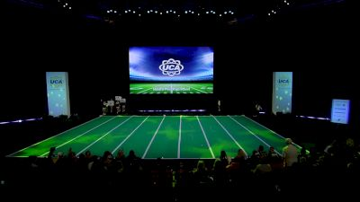 Millard West High School [2020 Varsity Non Building Game Day Semis] 2020 UCA National High School Cheerleading Championship