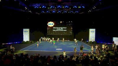 Millard North High School [2020 Large Varsity Non Building Finals] 2020 UCA National High School Cheerleading Championship