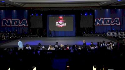 Imperial Athletics MONARCH [2020 Senior Coed Hip Hop Day 2] 2020 NDA All-Star Nationals