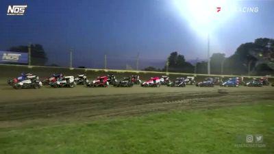 Flashback: Indiana Midget Week at Kokomo 6/21/20