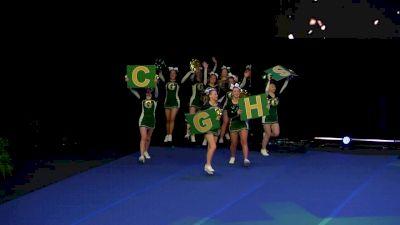 Cardinal Gibbons High School [2020 Small Junior Varsity Prelims] 2020 UCA National High School Cheerleading Championship