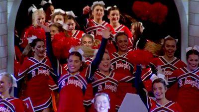 St Josephs Academy [2020 Super Varsity Division II Finals] 2020 UCA National High School Cheerleading Championship