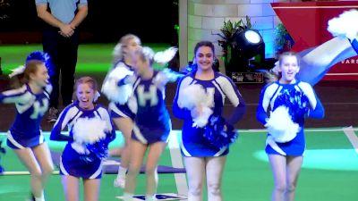 Hempfield Area High School [2020 Super Game Day Division I Semis] 2020 UCA National High School Cheerleading Championship