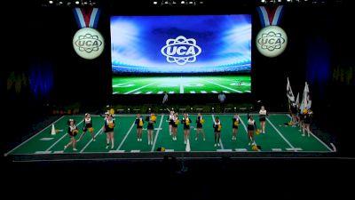 Buckhorn High School [2021 JV Non Tumbling Game Day Finals] 2021 UCA National High School Cheerleading Championship