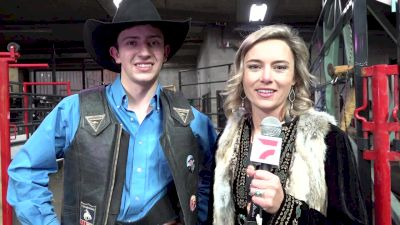 Kolby Wanchuk Lives Out A 20-Year-Old Dream At CFR46