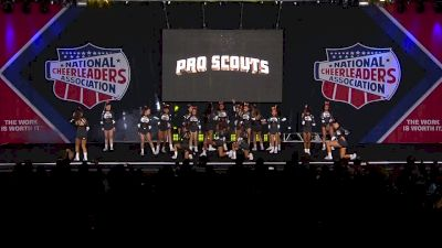 Pro Scouts Rangerettes [2019 L2 Small Junior D2 Day 2] 2019 NCA All Star National Championship