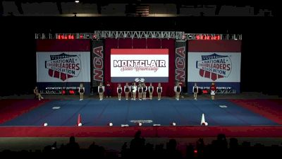 Montclair State University [2019 All-Girl Cheer Division III Prelims] 2019 NCA & NDA Collegiate Cheer and Dance Championship