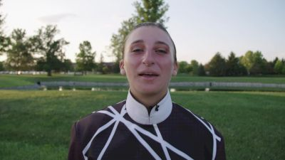 """Southwind's Head Drum Major Shares Her Personal Interpretation Of 'Caged"""""""