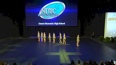 Desert Mountain High School [2020 Junior Varsity Jazz Semis] 2020 UDA National Dance Team Championship