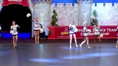 Farragut High School [2020 Small Pom Finals] 2020 UDA National Dance Team Championship