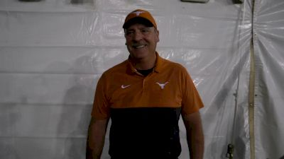 Texas Head Coach Mike White Post Game Washington Interview