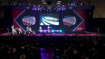 East Texas Twisters Gymnastics Perfect Storm [2020 L3 Small Senior Coed D2 Day 2] 2020 NCA All-Star Nationals