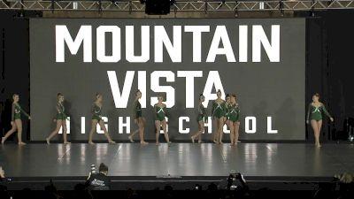 Mountain Vista High School [2020 Medium Varsity Jazz Finals] 2020 NDA High School Nationals