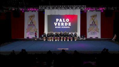 Palo Verde High School [2019 Large Advanced High School Finals] NCA Senior & Junior High School National Championship