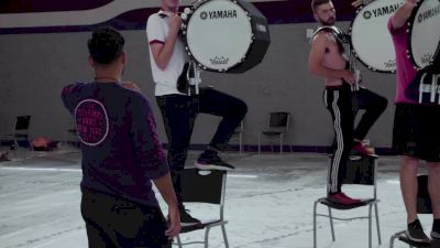 Mic'd Up: Pulse Basses Rep The Opener Solo With Richie Rodriguez, Finals Week Pt. 2