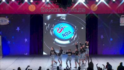 Ultimate Allstars - Red Thunder [2019 Small Senior Coed Hip Hop Finals] 2019 The Dance Worlds