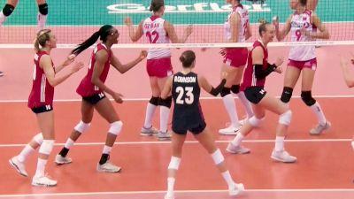 USA Women's Team VNL Preview