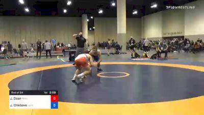 65 kg Prelims - Jackson Dean, Pennsylvania RTC vs Julian Chlebove, Unattached