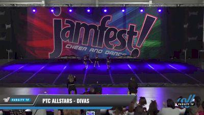 PTC Allstars - Divas [2021 L1 Tiny - Novice - Restrictions Day 1] 2021 JAMfest: Liberty JAM