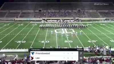 Replay: Friendswood HS vs Lee HS - 2021 Friendswood vs Lee | Sep 24 @ 7 PM