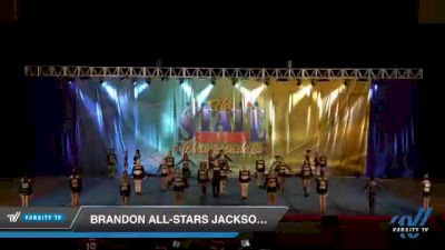 Brandon All-Stars Jacksonville - Storm [2021 L5 Senior Coed Day 1] 2021 The STATE DI & DII Championships