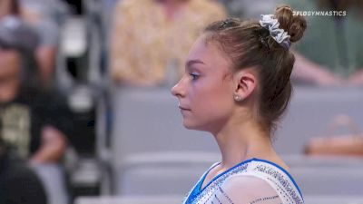Grace McCallum - Beam, Twin City Twisters - 2021 US Championships Senior Competition International Broadcast