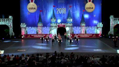 Linn-Mar High School [2018 Medium Pom Finals] UDA National Dance Team Championship