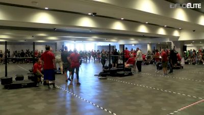 2017 Strongman Nationals Middleweight Women's Stone Over Bar