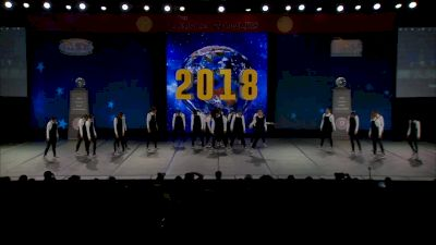 Imperial Athletics - Monarch [2018 Senior Large Coed Hip Hop Semis] The Dance Worlds