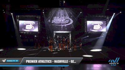 Premier Athletics - Nashville - Generals [2021 L2 Junior - Medium Day 1] 2021 The U.S. Finals: Sevierville
