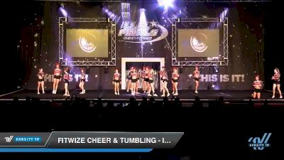 Fitwize Cheer & Tumbling - Intensity [2019 - Senior - Club - Small 3 Day 2] 2019 US Finals Virginia Beach