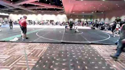 86 lbs Prelims - Daniel Dennis, Pennsylvania vs Mason Grier, New Jersey