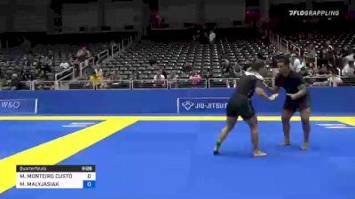 MAYARA MONTEIRO CUSTÓDIO vs MARIA MALYJASIAK 2021 World IBJJF Jiu-Jitsu No-Gi Championship