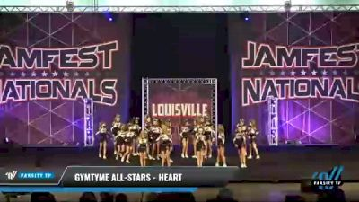 GymTyme All-Stars - Heart [2021 L4 Youth Day 2] 2021 JAMfest: Louisville Championship