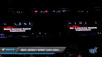 New Jersey Spirit Explosion - Fab 5 [2019 Senior Medium 5 Day 2] 2019 One Up National Championship