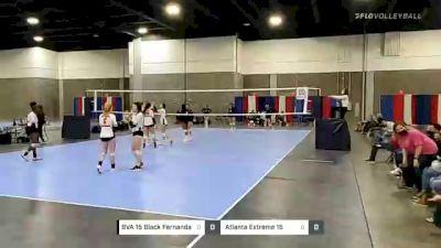 BVA 15 Black Fernanda vs Atlanta Extreme 15 - 2021 Capitol Hill Volleyball Classic