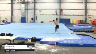 Yul Moldauer - Floor, 5280 Gymnastics - 2021 April Men's Senior National Team Camp