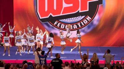 Maryland Twisters - F5 [2018 Senior Large All Girl Finals] The Cheerleading Worlds